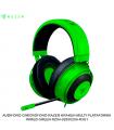 AUDIFONO C/MICROFONO RAZER KRAKEN MULTI PLATAFORMA WIRED GREEN RZ04-02830200-R3U1