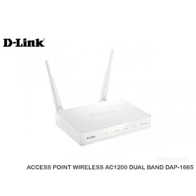 ACCESS POINT WIRELESS AC1200 DUAL BAND DAP-1665