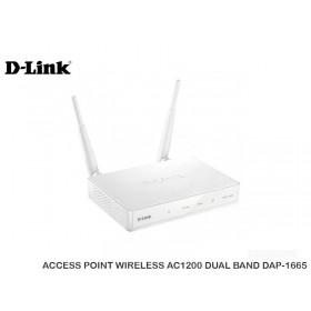 ACCESS POINT WIRELESS AC1200 DUAL BAND DAP-1665
