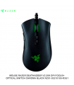 MOUSE RAZER DEATHADDER V2 20K DPI FOCUS+ OPTICAL SWITCH CHROMA BLACK RZ01-03210100-R3U1