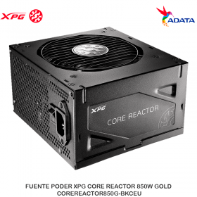 FUENTE PODER XPG CORE REACTOR 850W GOLD COREREACTOR850G-BKCEU