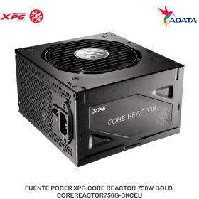 FUENTE PODER XPG CORE REACTOR 750W GOLD COREREACTOR750G-BKCEU
