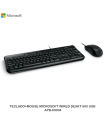 TECLADO+MOUSE MICROSOFT WIRED DESKT 600 USB APB-00004