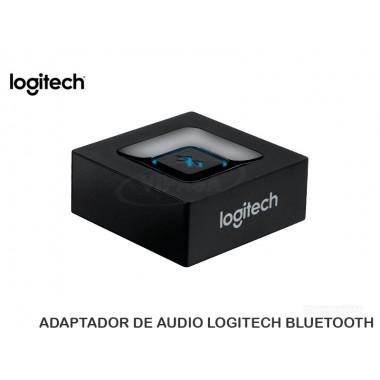 ADAPTADOR DE AUDIO LOGITECH BLUETOOTH BLACK