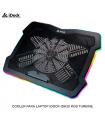 COOLER PARA LAPTOP IDOCK IDK20 RGB TURBINE