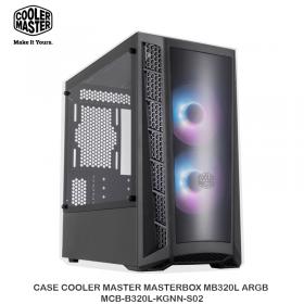 CASE COOLER MASTER MASTERBOX MB320L ARGB MCB-B320L-KGNN-S02