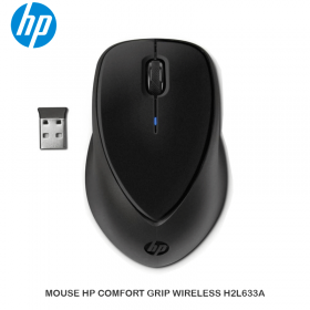 MOUSE HP COMFORT GRIP WIRELESS H2L633A
