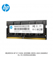 MEMORIA HP S1 16GB, SODIMM, DDR4, BUS 2666MHZ, CL-19 (7EH99AA ABM)
