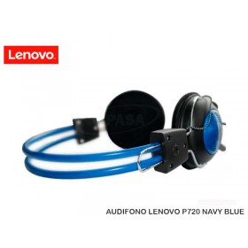 AUDIFONO LENOVO P720 NAVY BLUE