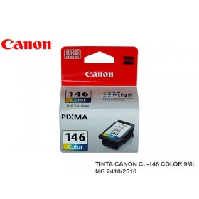 TINTA CANON CL-146 COLOR 9ML MG 2410/2510