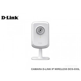 CAMARA D-LINK IP WIRELESS DCS-930L