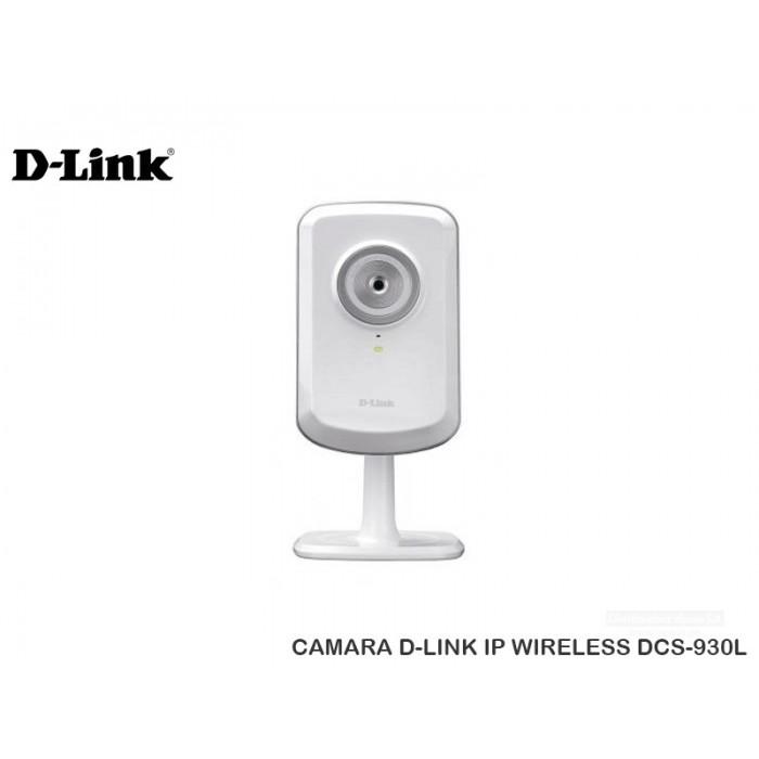 CAMARA D-LINK IP WIRELESS DCS-930L
