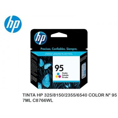 TINTA HP 325/8150/2355/6540 COLOR N° 95 7ML C8766WL