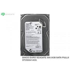 DISCO DURO SEAGATE 500.0GB SATA PULLS ST3500414CS
