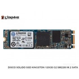 DISCO SOLIDO SSD KINGSTON 120GB G2 SM2280 M.2 SATA