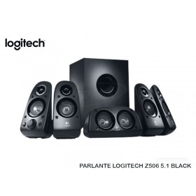 PARLANTE LOGITECH Z506 5.1 BLACK