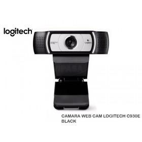 CAMARA WEB CAM LOGITECH C930E BLACK
