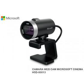 CAMARA WEB CAM MICROSOFT CINEMA H5D-00013