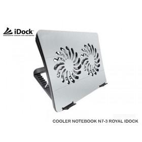 COOLER NOTEBOOK N7-3 ROYAL IDOCK