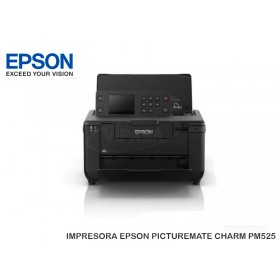 IMPRESORA EPSON PICTUREMATE CHARM PM525