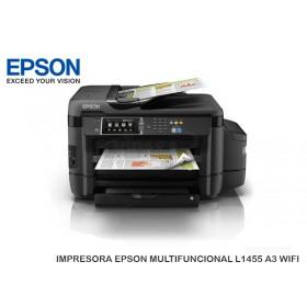 IMPRESORA EPSON MULTIFUNCIONAL L1455 A3 WIFI