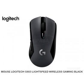 MOUSE LOGITECH G603 LIGHTSPEED WIRELESS GAMING BLACK