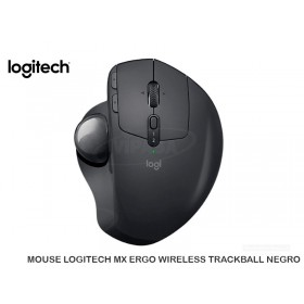 MOUSE LOGITECH MX ERGO WIRELESS TRACKBALL NEGRO