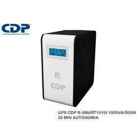 UPS CDP R-SMART1010I 1000VA/500W 30 MIN AUTONOMIA