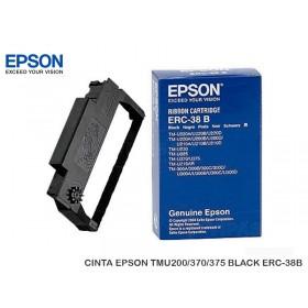 CINTA EPSON TMU200/370/375 BLACK ERC-38B