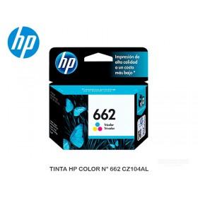 TINTA HP COLOR N° 662 CZ104AL