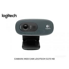 CAMARA WEB CAM LOGITECH C270 HD