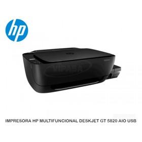 IMPRESORA HP MULTIFUNCIONAL DESKJET GT 5820 AIO USB