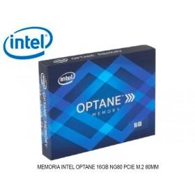 MEMORIA INTEL OPTANE 16GB NG80 PCIE M.2 80MM