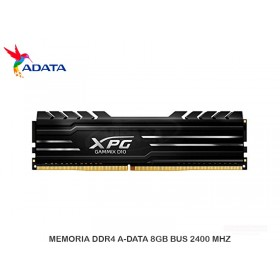 MEMORIA DDR4 A-DATA 8GB BUS 2400 MHZ