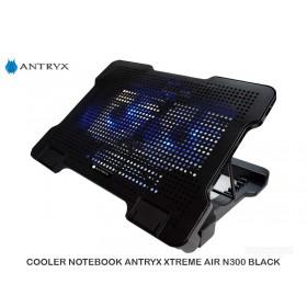 COOLER NOTEBOOK ANTRYX XTREME AIR N300 BLACK