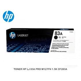 TONER HP LJ 83A PRO M127FN 1.5K CF283A