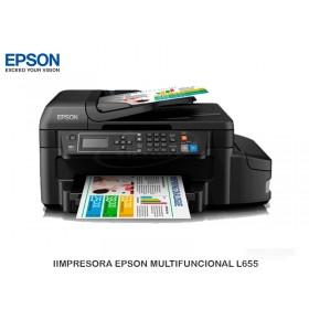 IMPRESORA EPSON MULTIFUNCIONAL L655