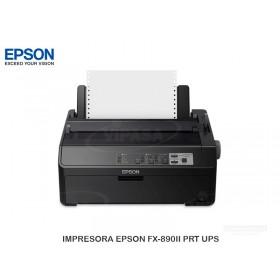IMPRESORA EPSON FX-890II PRT UPS