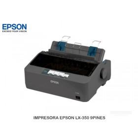IMPRESORA EPSON LX-350 9PINES