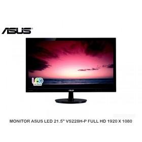 "MONITOR ASUS LED 21.5"" VS228H-P FULL HD 1920 X 1080"