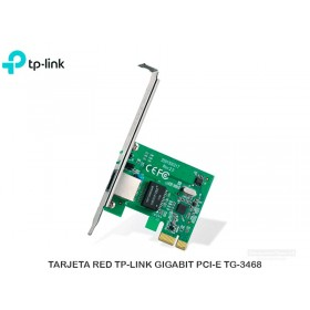 TARJETA RED TP-LINK GIGABIT PCI-E TG-3468