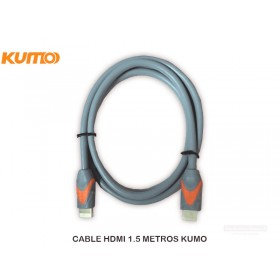 CABLE HDMI 1.5 METROS KUMO