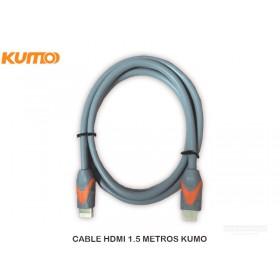 CABLE HDMI 1.5 METROS KUMO