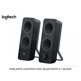 PARLANTE LOGITECH Z207 BLUETOOTH 4.1 BLACK