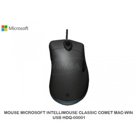MOUSE MICROSOFT INTELLIMOUSE CLASSIC COMET MAC-WIN USB HDQ-00001