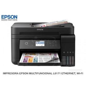 IMPRESORA EPSON MULTIFUNCIONAL L6171 ETHERNET, WI-FI