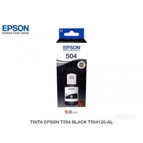 TINTA EPSON T504 BLACK T504120-AL