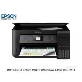 IMPRESORA EPSON MULTIFUNCIONAL L4160 USB, WIFI