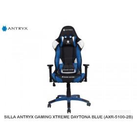 SILLA ANTRYX GAMING XTREME DAYTONA BLUE (AXR-5100-2B)