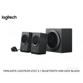 PARLANTE LOGITECH Z337 2.1 BLUETOOTH 40W 220V BLACK